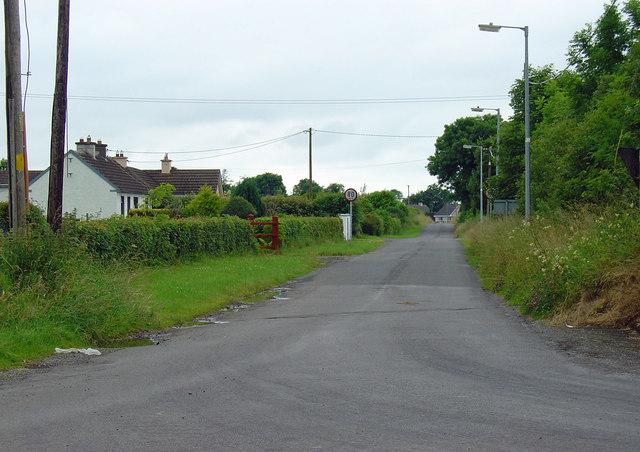 South end of Ballinabrackey, Co. Meath