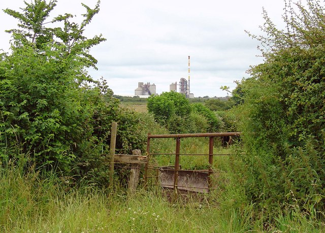 Gate: Baltinoran, Co. Meath