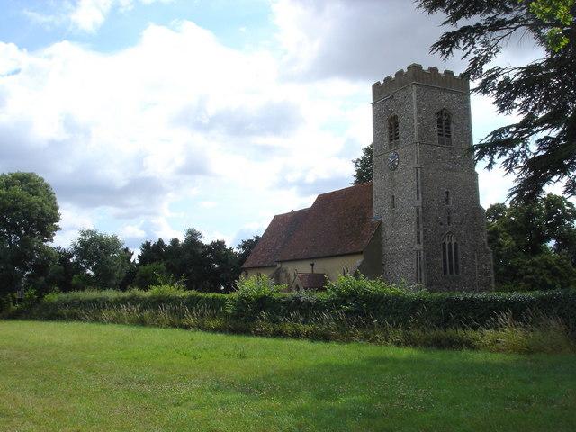 Great Whenham Church