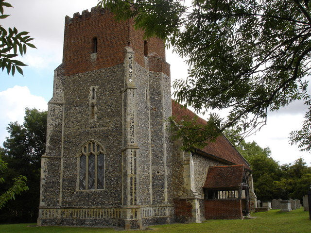 Little Wenham Church