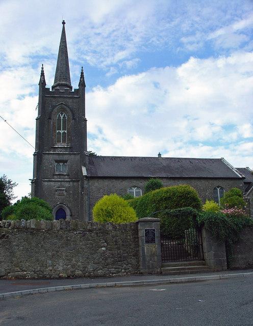 Church: Killucan, Co. Westmeath