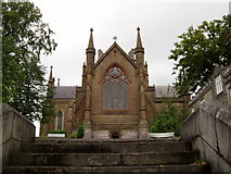 H8745 : St Patrick's Cathedral, Armagh (Church of Ireland) by HENRY CLARK