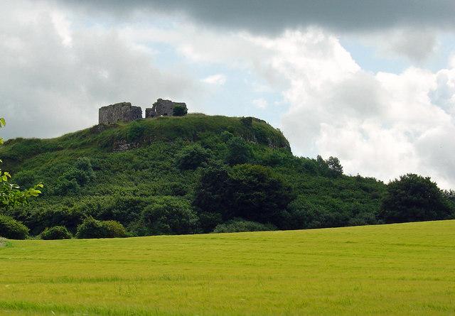 The Rock of Dunamase, Co. Laois