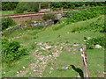 NN3233 : West Highland Way underpass by Graham Ellis