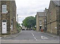 SE1527 : Mayfield Avenue - Huddersfield Road by Betty Longbottom