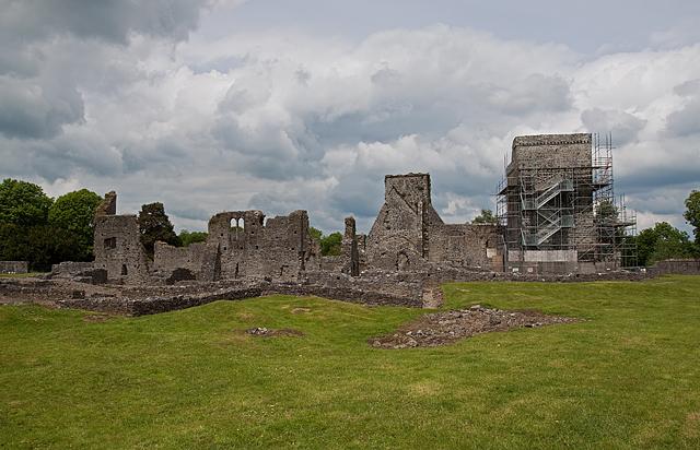 Castles of Leinster: Kells Priory (2)