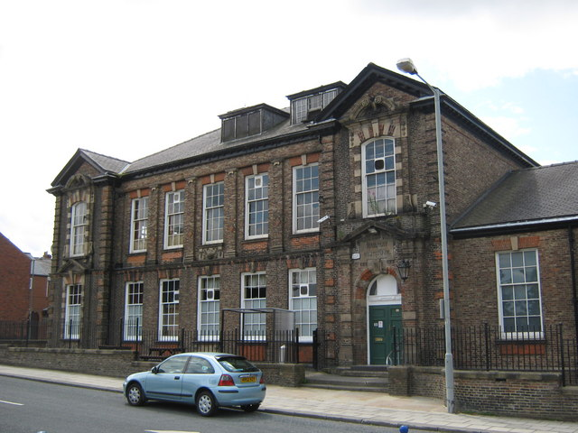 Shildon Railway Institute