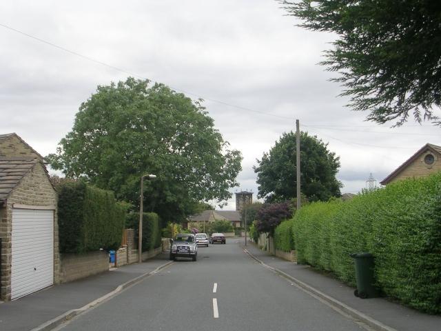 Elizabeth Avenue - Huddersfield Road