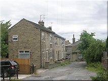 SE1527 : Bell Street - Huddersfield Road by Betty Longbottom