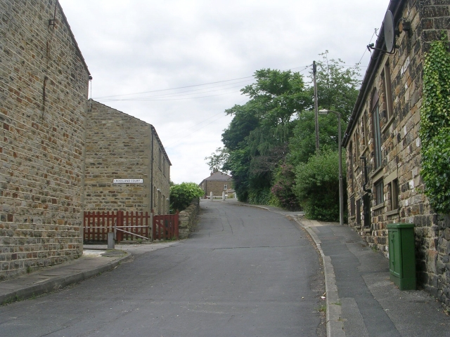 Carr House Lane - Huddersfield Road