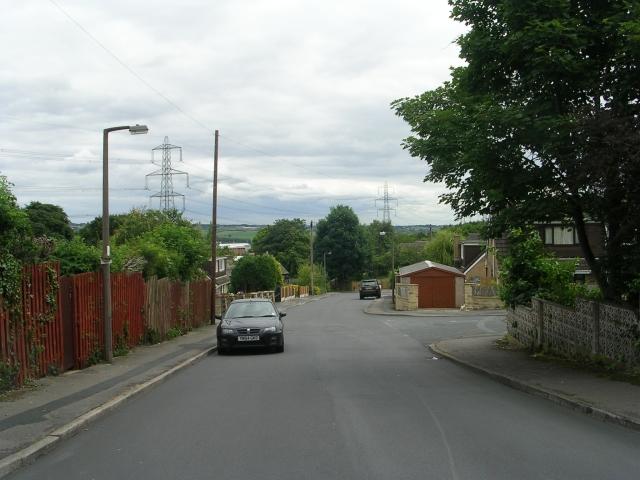 Rosehill Crescent - Huddersfield Road