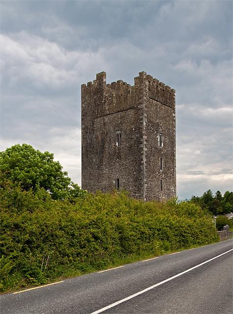Castles of Munster: Glenquin, Limerick.
