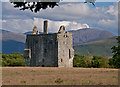 V8493 : Castles of Munster: Ballymalis, Kerry (3) by Mike Searle