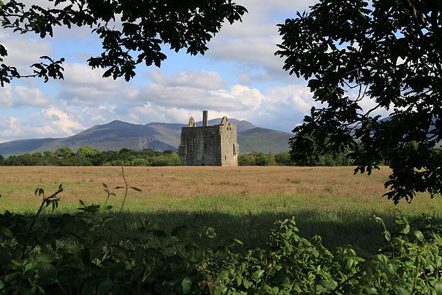 Castles of Munster: Ballymalis, Kerry (4)