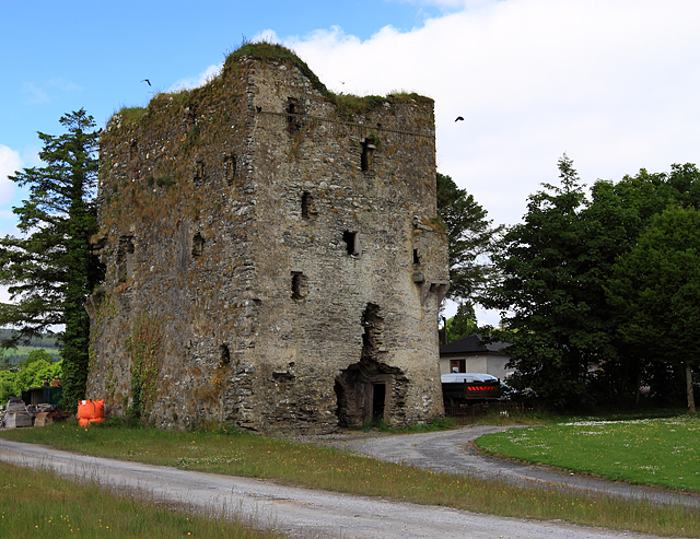 Castles of Munster: Kilmeedy, Cork