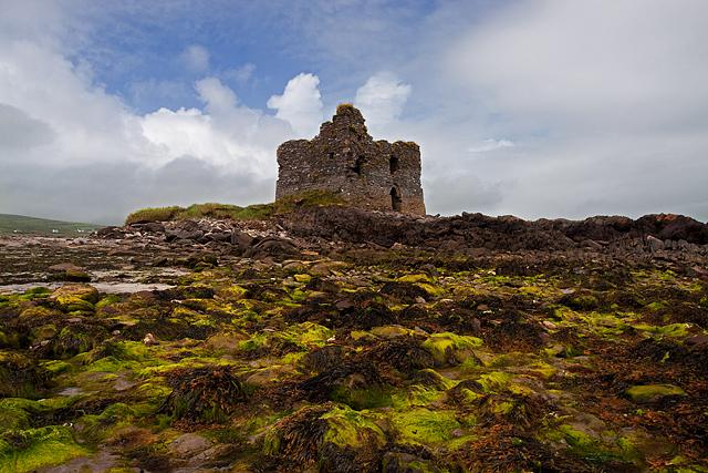 Castles of Munster: Ballinskelligs, Kerry
