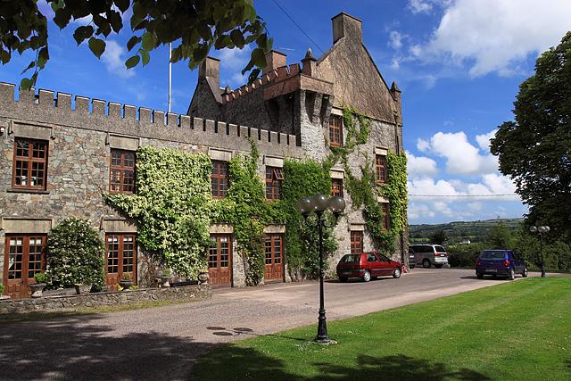 Castles of Munster: Ballea, Cork