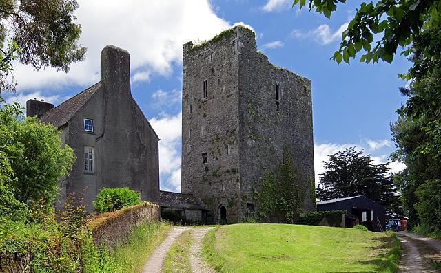 Castles of Munster: Castle Richard, Cork (1)
