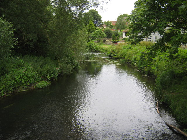 River Skerne Aycliffe Village