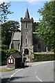 SX6545 : Ringmore Church by Tony Atkin