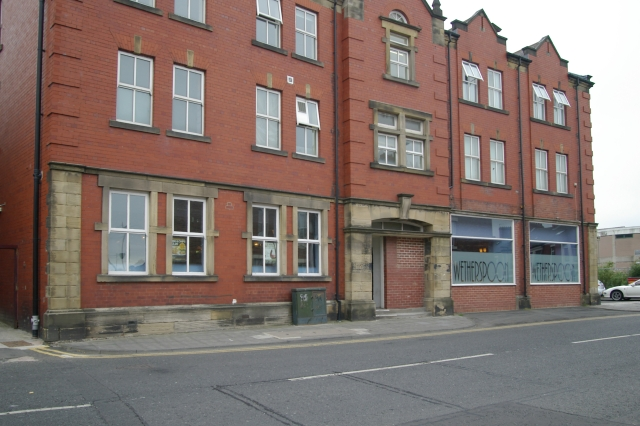 Whitley Bay old fire station