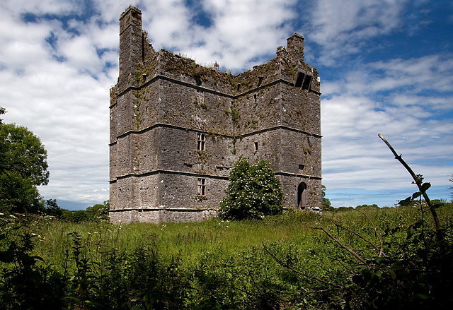 Castles of Munster: Ightermurragh, Cork (2)