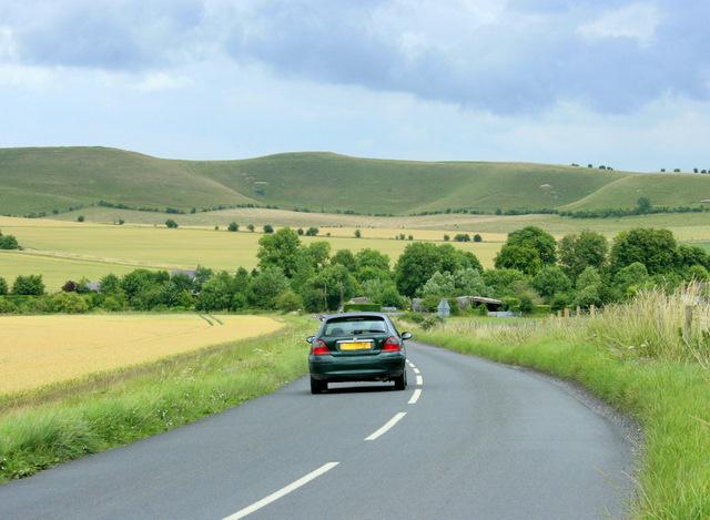2009 : Minor road to Allington