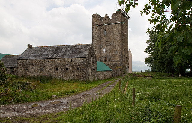 castles of munster  ballinard  tipperary  u00a9 mike searle cc