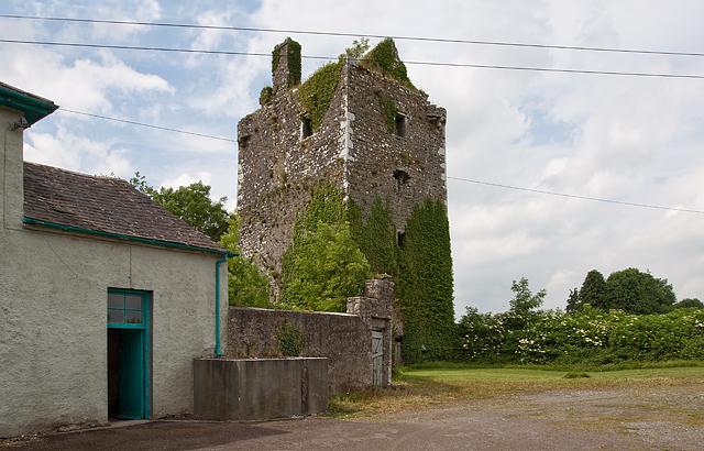 Castles of Munster: Milltown St John, Tipperary