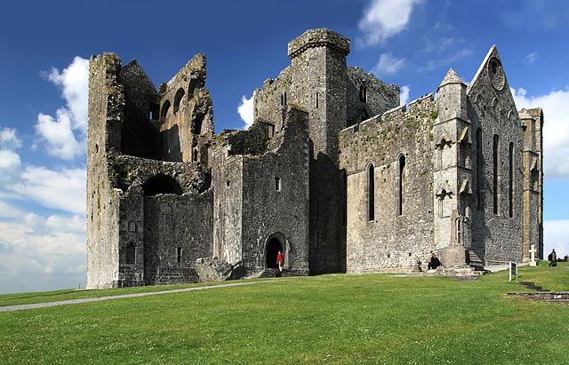 Castles of Munster: Cashel, Rock of Cashel, Tipperary