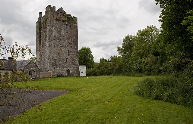 Castles of Leinster: Ballybur, Kilkenny