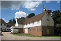 TR2056 : Unconverted Oast House at Lower Garrington Farm, Garrington, Littlebourne, Kent by Oast House Archive