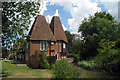TR2057 : Oast House, The Green, Littlebourne, Kent by Oast House Archive