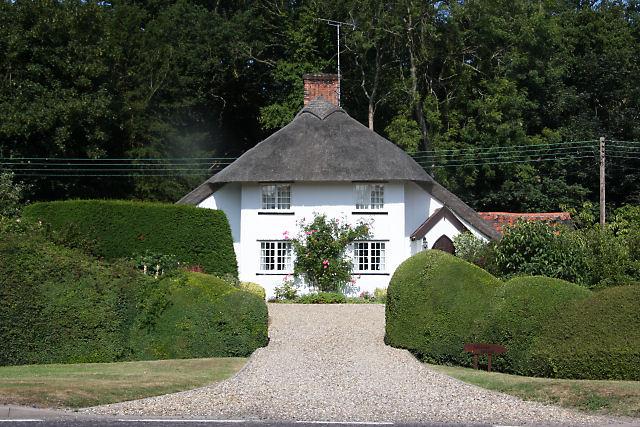 Ashdown Cottage, Horringer