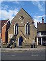 TQ7736 : Congregational Church, High Street, Cranbrook, Kent by Oast House Archive
