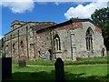 SK1913 : St. John The Baptist, Croxall by Geoff Pick