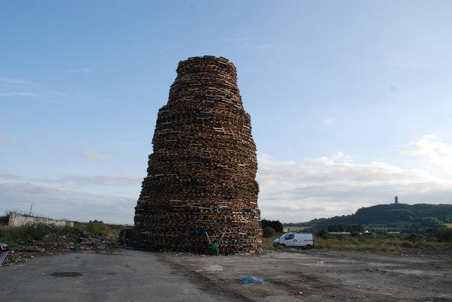 11th Night Bonfire © Alfie cc-by-sa/2.0 :: Geograph Ireland