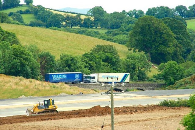 The new Newry bypass (68)