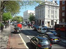 TQ2882 : A501, Marylebone Road by Oxyman