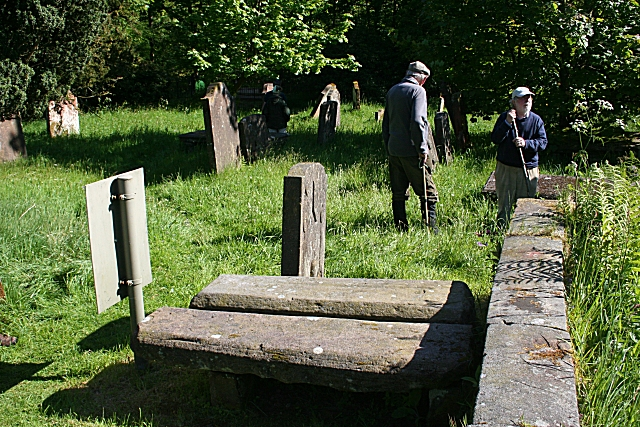 The Graves of 'Fair Helen' and Adam Fleming