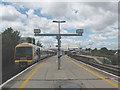 TQ5474 : Trains at Dartford station by Stephen Craven