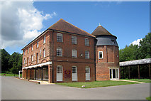 TQ6150 : Oast House off Ashes Lane, Hadlow, Kent by Oast House Archive