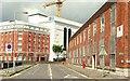 J3474 : Exchange Street, Belfast (2) by Albert Bridge