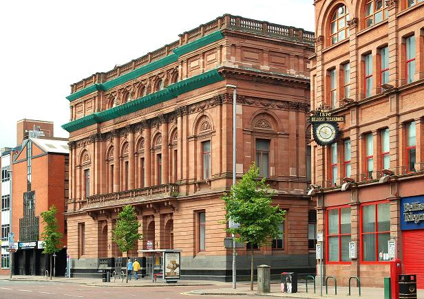 The Central Library, Belfast (2)
