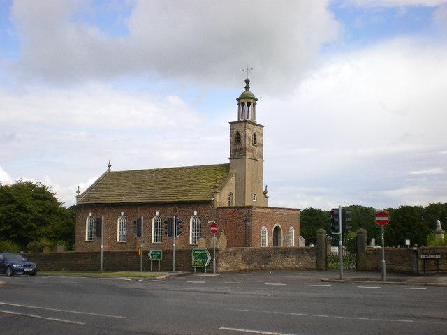 St Mary's, Tarleton