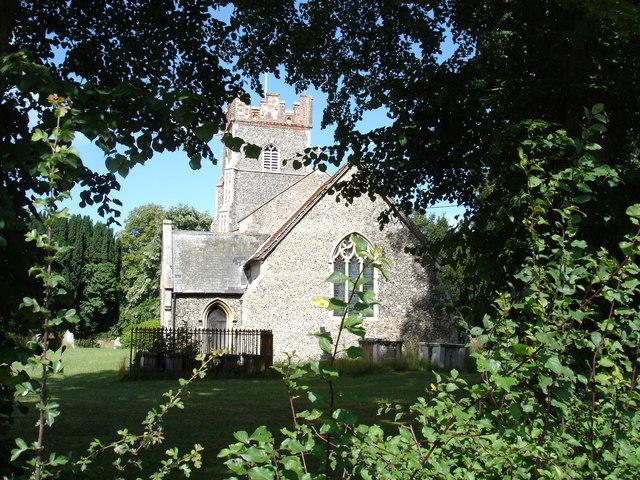 Bredfield Church
