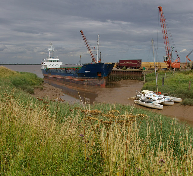 Barrow Haven - Old Ferry Wharf