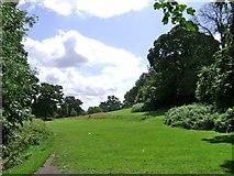 SP2865 : Priory Park, Warwick by Robin Stott
