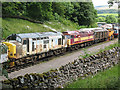 NY7607 : Stainmore Railway: rolling stock (2) by Stephen Craven