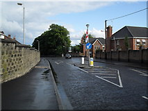 J1055 : Main Street at Windsor Close by Dean Molyneaux